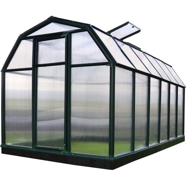Palram Rion Eco Green 7.54m² Plastic Polycarbonate