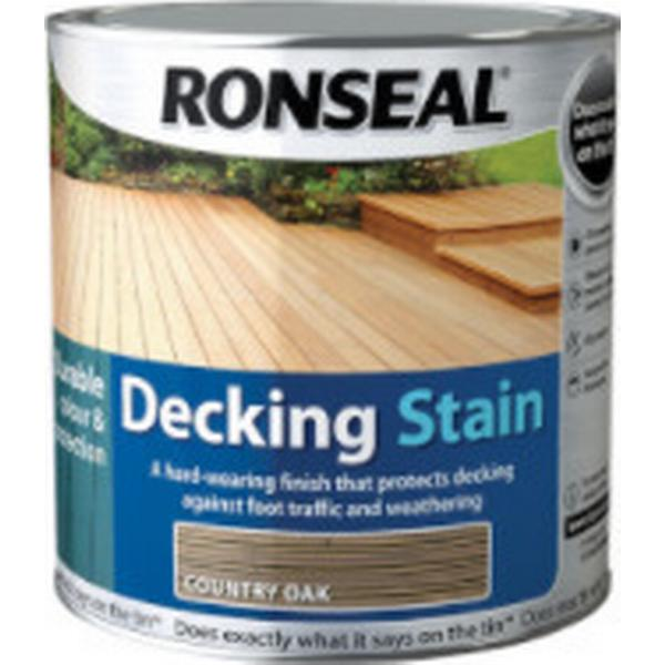 Ronseal Decking Woodstain Brown 2.5L