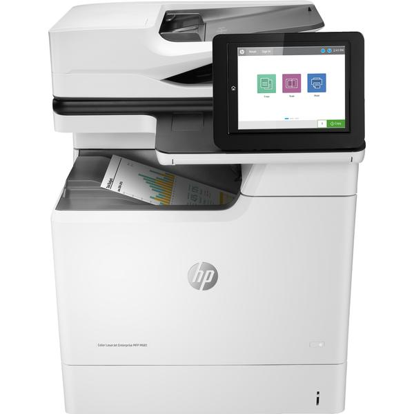 HP LaserJet Enterprise M681dh