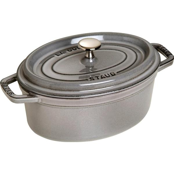 Staub Cast Iron2.35L Other Pots with lid 23cm