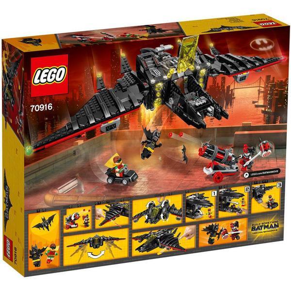 Lego The Batman Movie The Batwing 70916