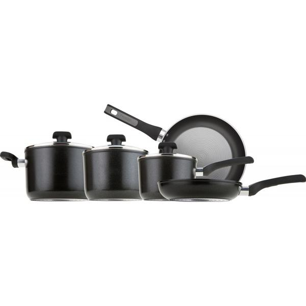Prestige Dura Forge Set with lid 5 parts