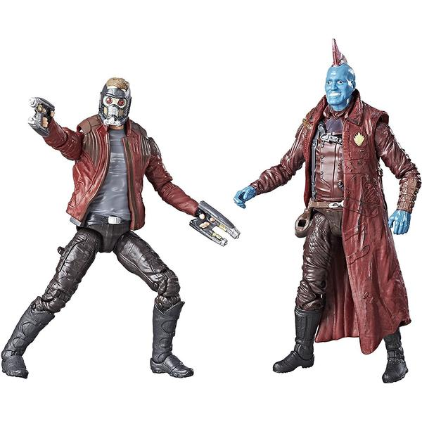 Hasbro Marvel Legends Guardians of the Galaxy Star-Lord & Yondu 2 Pack C1402