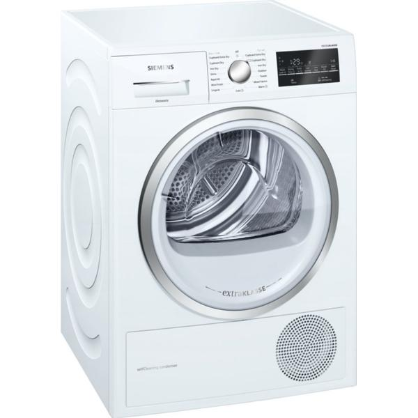 Siemens WT46W491GB White