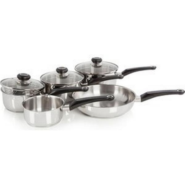 Morphy Richards Equip Set with lid 5 parts