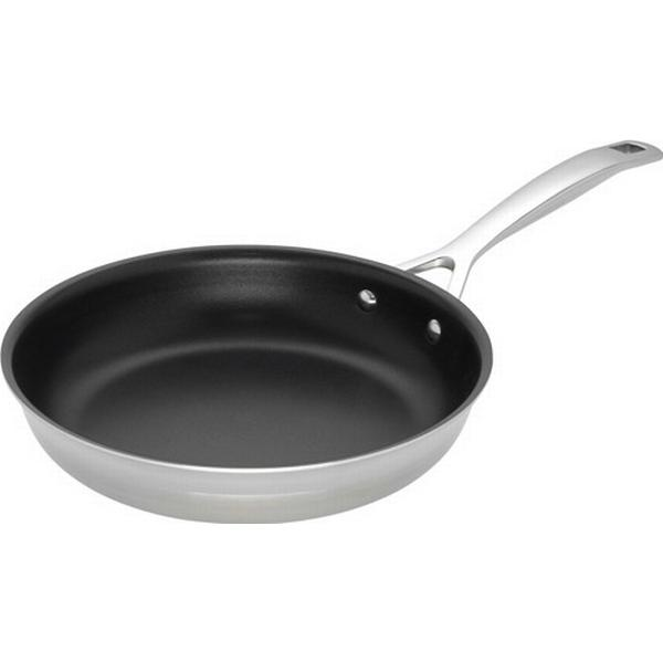 Le Creuset 3 Ply Stainless Steel Non Stick Frying Pan 24cm