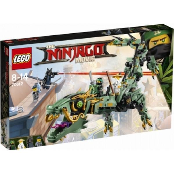 7d217ddd76620 Lego The Ninjago Movie Green Ninja Mech Dragon 70612 - Compare ...