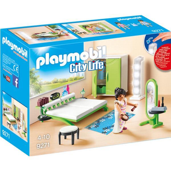 . Playmobil Bedroom 9271