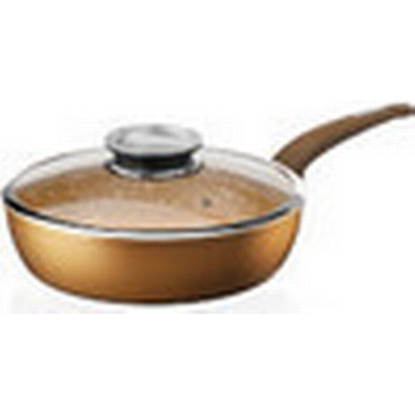 Tower Forged Saute Pan with lid 28cm