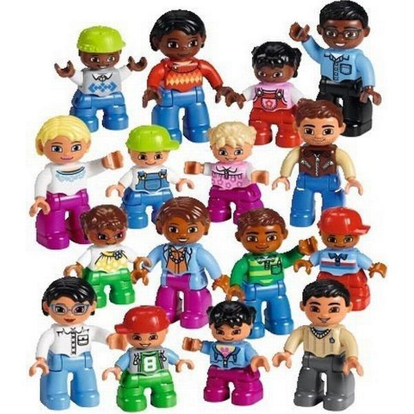 Lego Education World People Set 45011
