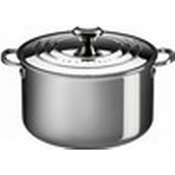 Le Creuset Signature Stainless Steel Other Pots with lid 24cm