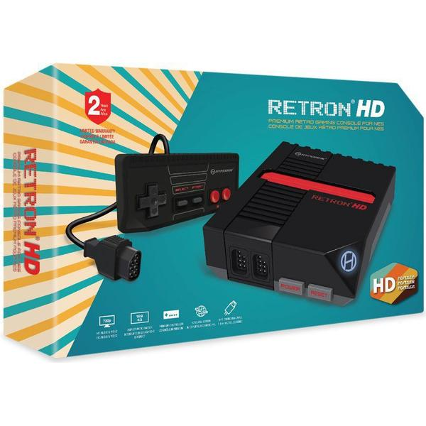 Hyperkin RetroN 1 HD - Black