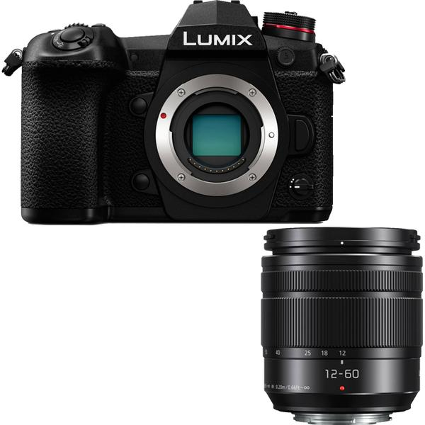 Panasonic Lumix DC-G9M + 12-60mm F3.5-5.6 OIS