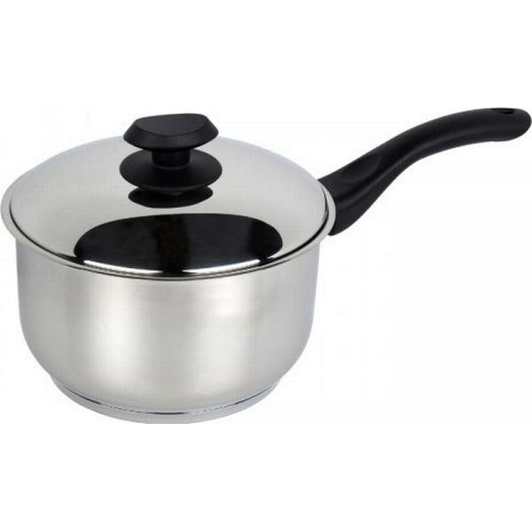 Pendeford Supreme Stainless Steel Sauce Pan with lid 16cm