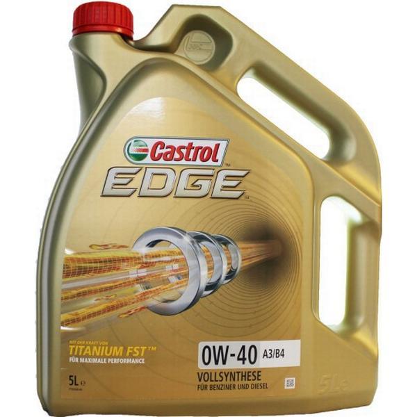 Castrol Edge Titanium FST Motor Oil