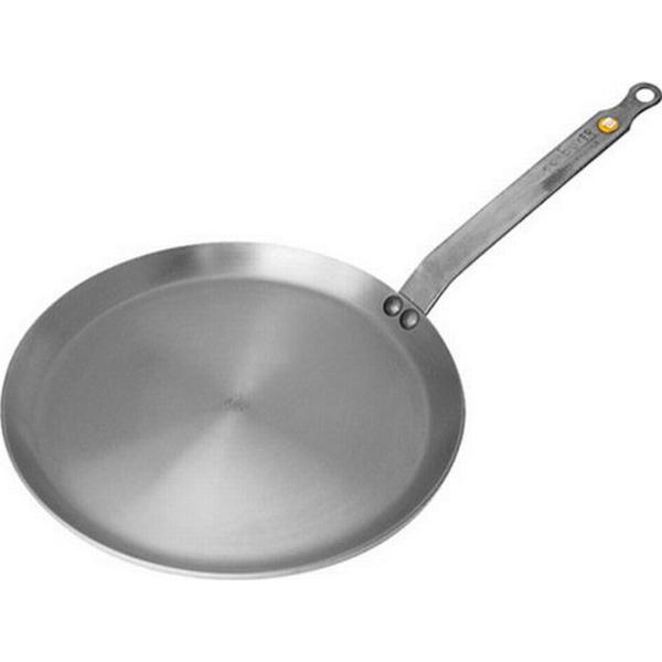 De Buyer Mineral B Element Crepe & Pancake Pan 30cm