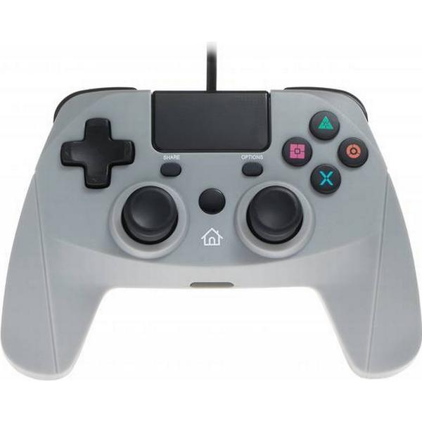 Snakebyte 4S Wired Gamepad (PS4) - Grey