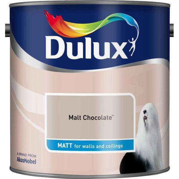 Dulux Matt Wall Paint, Ceiling Paint Beige 2.5L