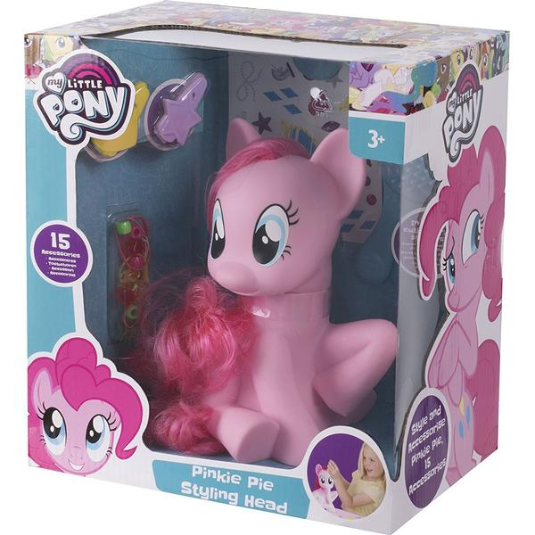 Hasbro My Little Pony Pinkie Pie Styling Head