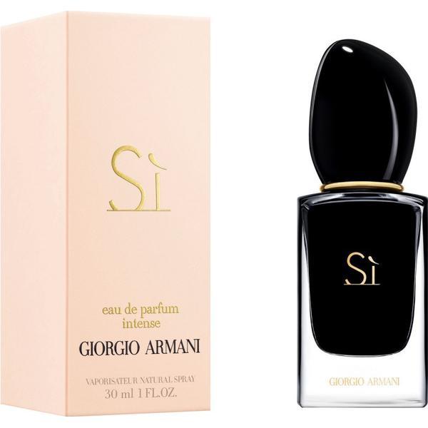 2367f8c710a Giorgio Armani Si Intense EdP 30ml - Compare Prices - PriceRunner UK