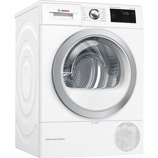 Bosch WTWH7660GB White