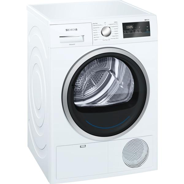 Siemens WT45N201GB White