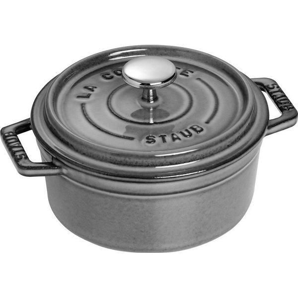 Staub Round Other Pots with lid 16cm