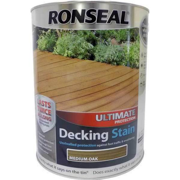 Ronseal Ultimate Protection Decking Woodstain Transparent 2.5L