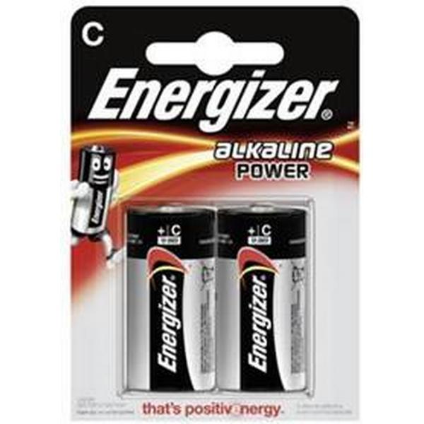Energizer Alkaline Power C 2-pack