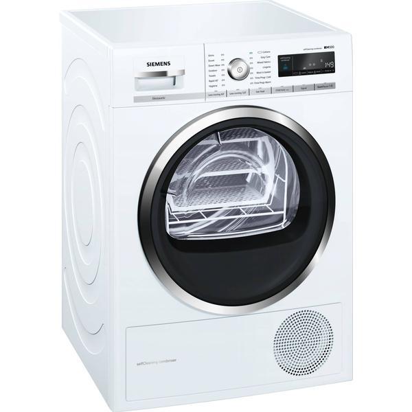 Siemens WT47W591GB White