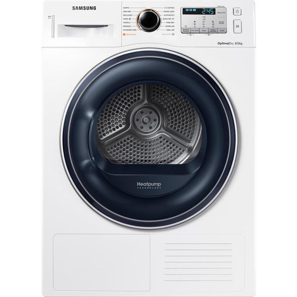 Samsung DV80M50133W/EU White