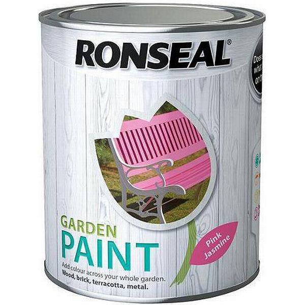 Ronseal Garden Wood Paint Pink 0.25L