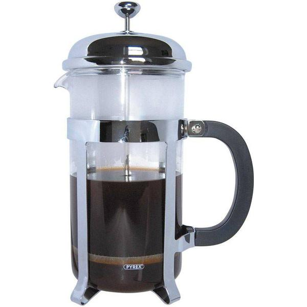Grunwerg Plunger Coffee Maker 8 Cup