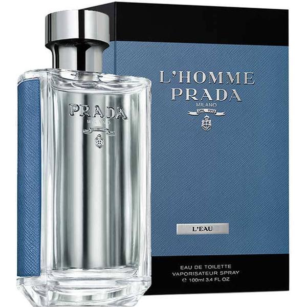 d0b39575d6bb2d Prada L'Homme Prada L'Eau EdT 100ml - Compare Prices - PriceRunner UK