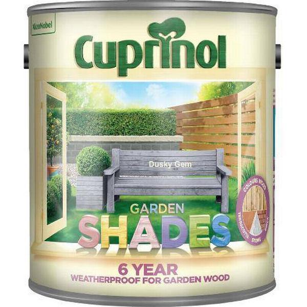 Cuprinol Garden Shades Wood Paint Grey 2.5L
