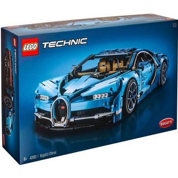 7d11d75943a1dc Lego Technic Bugatti Chiron 42083 - Compare Prices - PriceRunner UK