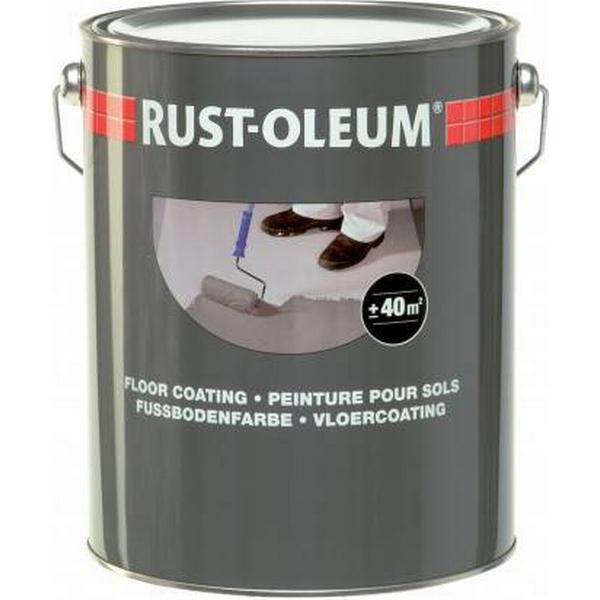Rust-Oleum 7100 Floor Paint Red 0.75L