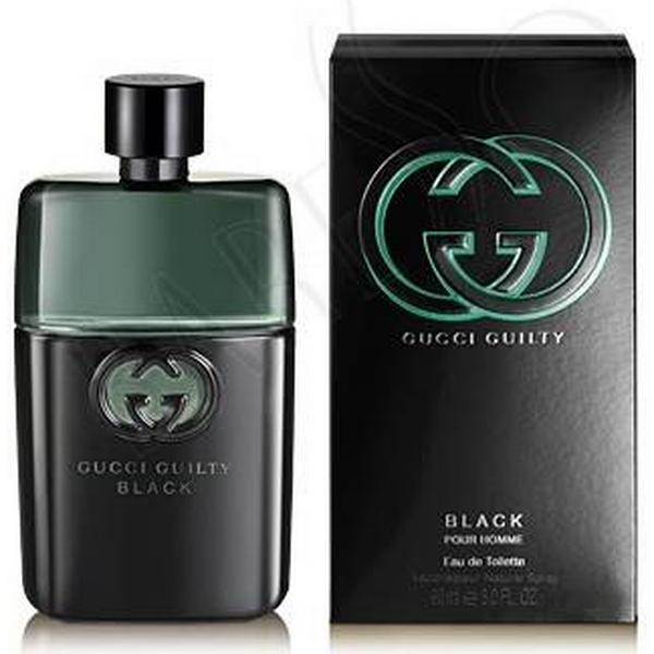 7ebfb88a4 Gucci Guilty Black Pour Homme EdT 90ml - Compare Prices - PriceRunner UK