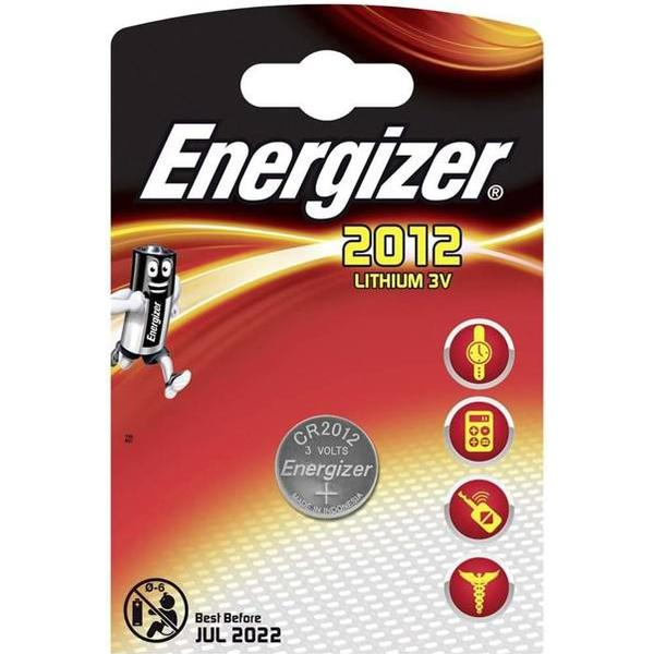Energizer CR2012 Compatible