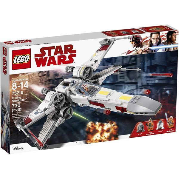 Lego Star Wars X-Wing Starfighter 75218