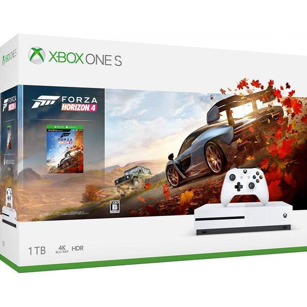 Microsoft Xbox One S 1TB - Forza Horizon 4