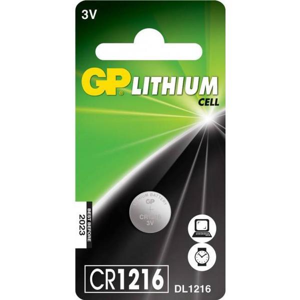 GP Batteries CR1216