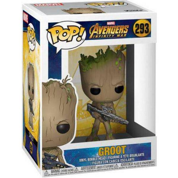 Funko Pop! Marvel Avengers Infinity War Groot