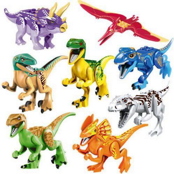 Lego Jurassic World Dinosaurs 8 Pcs