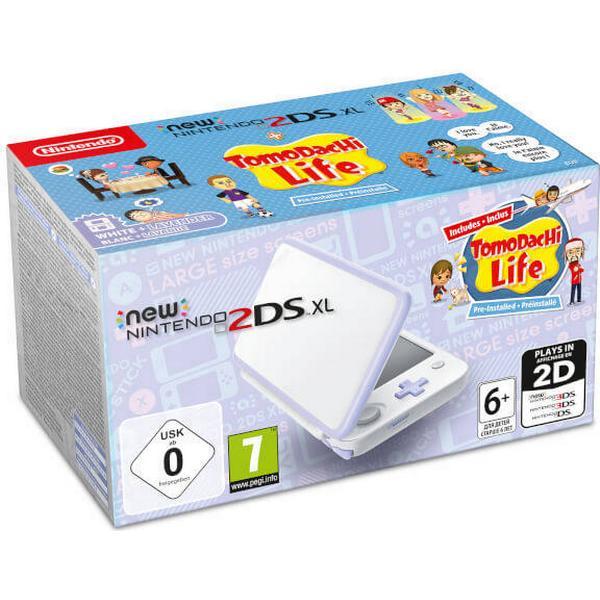 Nintendo New 2DS XL - Tomodachi Life