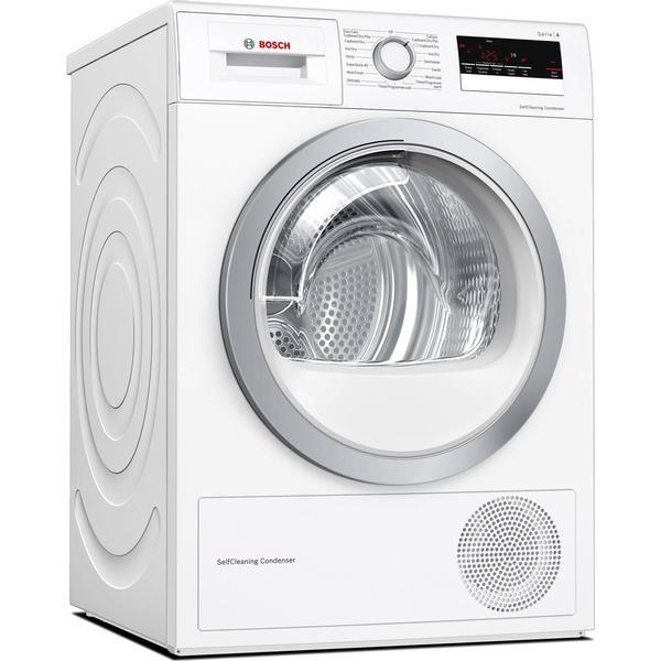 Bosch WTW85231GB White