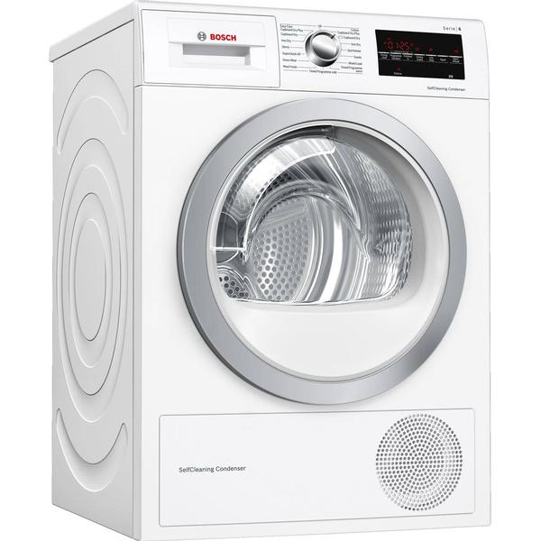 Bosch WTW85493GB White