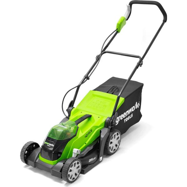 Greenworks G40LM35 Battery Powered Mower