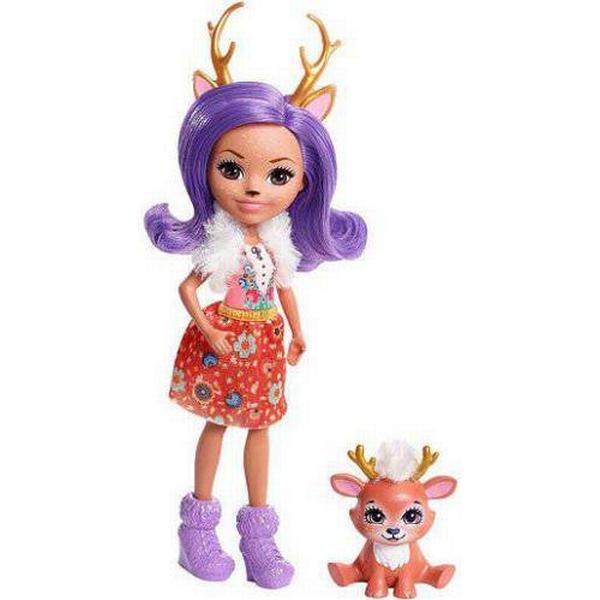 759a762dff3 Mattel Enchantimals Danessa Deer Doll - Compare Prices - PriceRunner UK