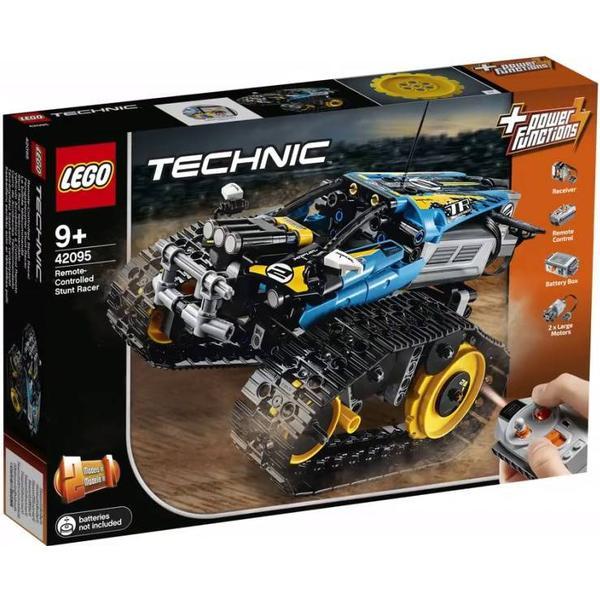 ef050dfccf5409 Lego Technic Remote Controlled Stunt Racer 42095 - Compare Prices ...